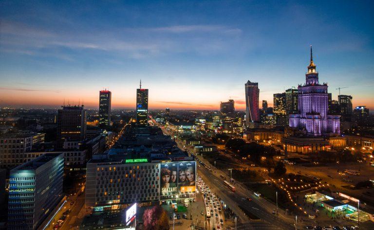 Warszawa przyciąga coraz więcej inwestorów – jesteśmy gospodarczym motorem Europy Środkowo-Wschodniej. Przyciąga coraz więcej inwestorów