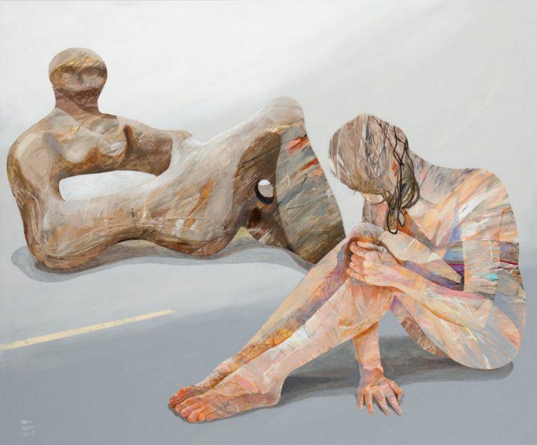 Henry Moore a Adam Wątor – Wystawa Młoda Sztuka