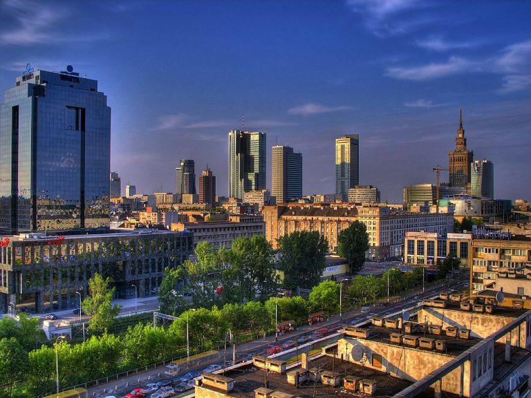 Jakie hotele otworzą się w Warszawie?