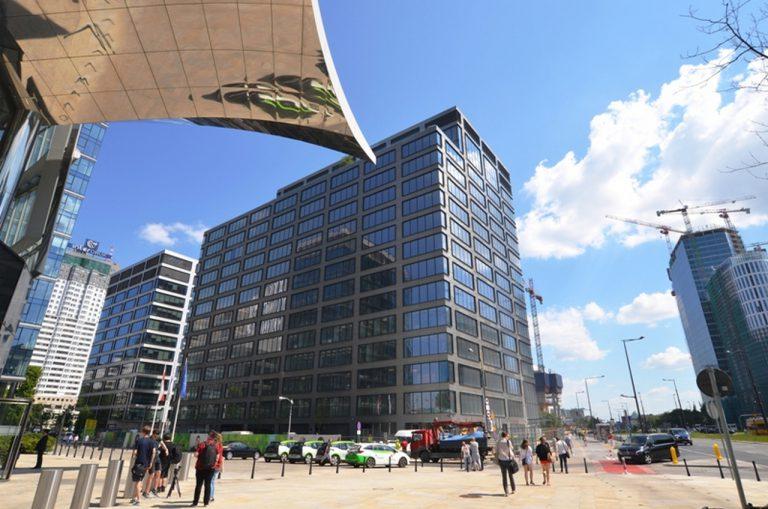 Warszawa z najmniejszą ilością wolnych biur od 7 lat