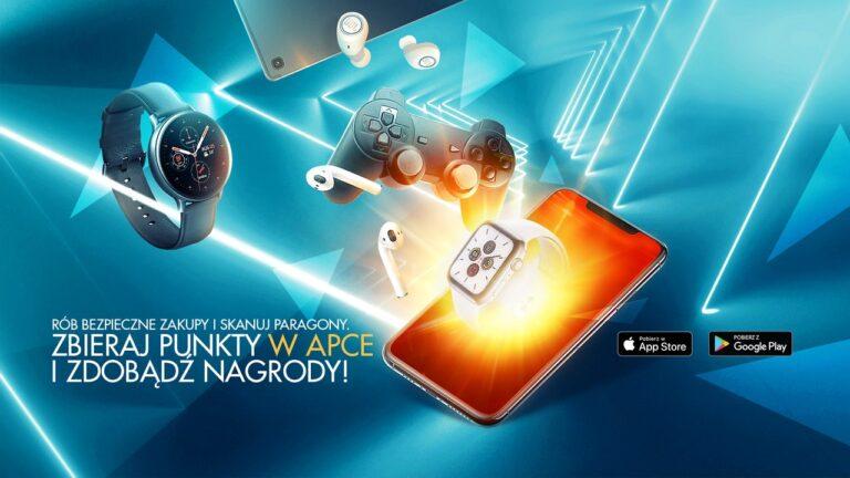 Nowa kampania w aplikacji Złotych Tarasów – sprzęt multimedialny w nagrodę za punkty