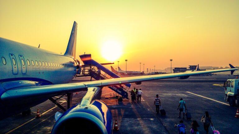 Przedłużony zakaz lotów – jakie państwa znalazły się na liście?